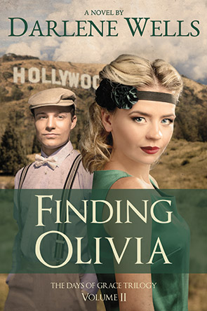 Finding Olivia by Darlene Wells