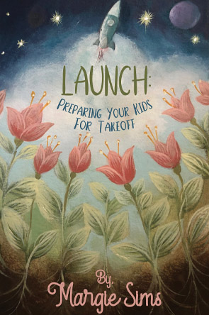 Launch by Margie Simms