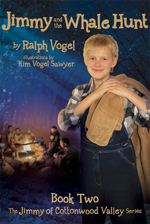 Jimmy and the Whale Hunt by Ralph Vogel